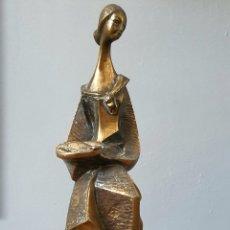 Arte: J. PERELLO, PRECIOSA ESCULTURA BRONCE, NUMERADA Y SIN FIRMA APARENTE.. Lote 194936097