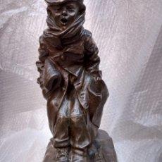 Arte: ESCULTURA EN BRONCE DE JOAN BAPTISTA FOLIA I PRADES. Lote 195188077