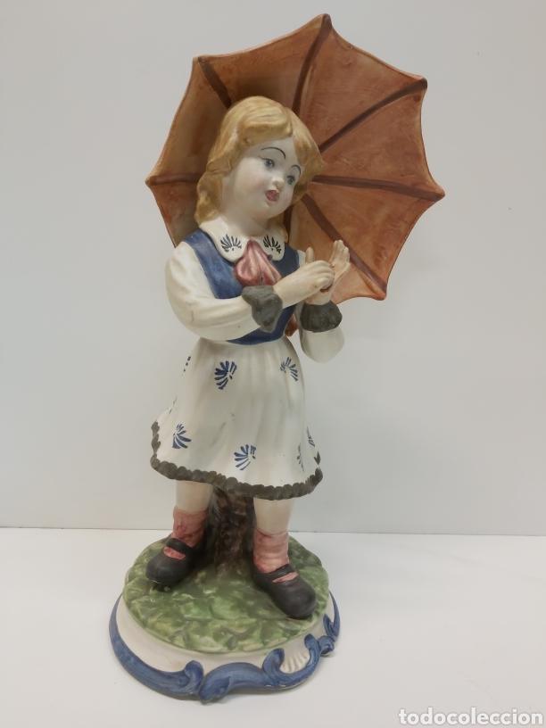 Arte: Figura porcelana capodimonte - Foto 2 - 195278122