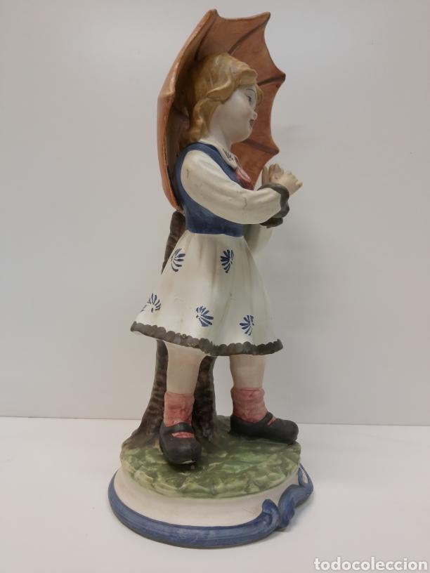 Arte: Figura porcelana capodimonte - Foto 3 - 195278122