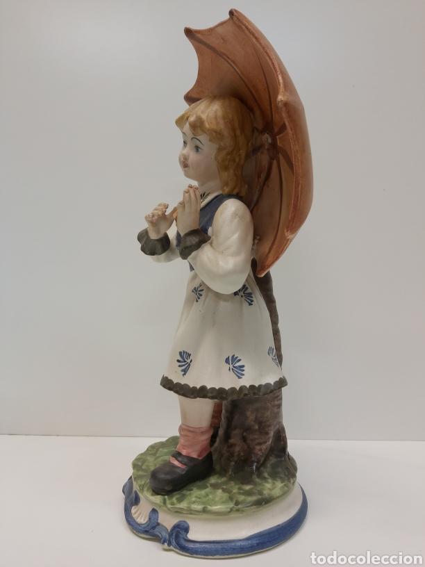 Arte: Figura porcelana capodimonte - Foto 4 - 195278122