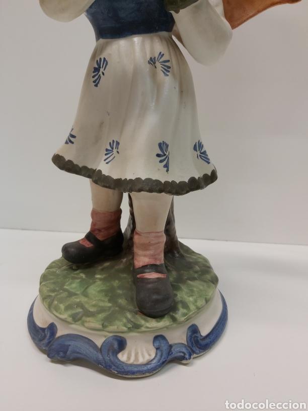 Arte: Figura porcelana capodimonte - Foto 7 - 195278122