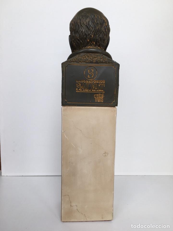 Arte: BUSTO DE HIPÓCRATES. Lab. Salvat - Foto 4 - 195281182