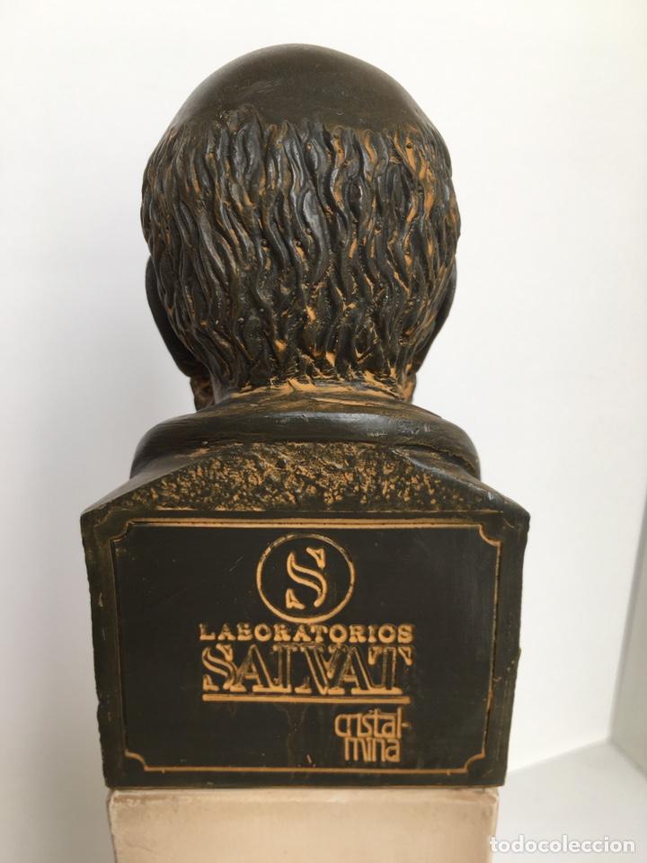 Arte: BUSTO DE HIPÓCRATES. Lab. Salvat - Foto 7 - 195281182