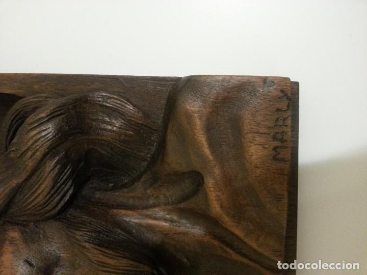 Arte: Talla jesus de Nazaret siglo XIX - Foto 3 - 195331673
