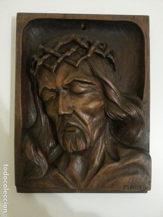 Arte: Talla jesus de Nazaret siglo XIX - Foto 4 - 195331673