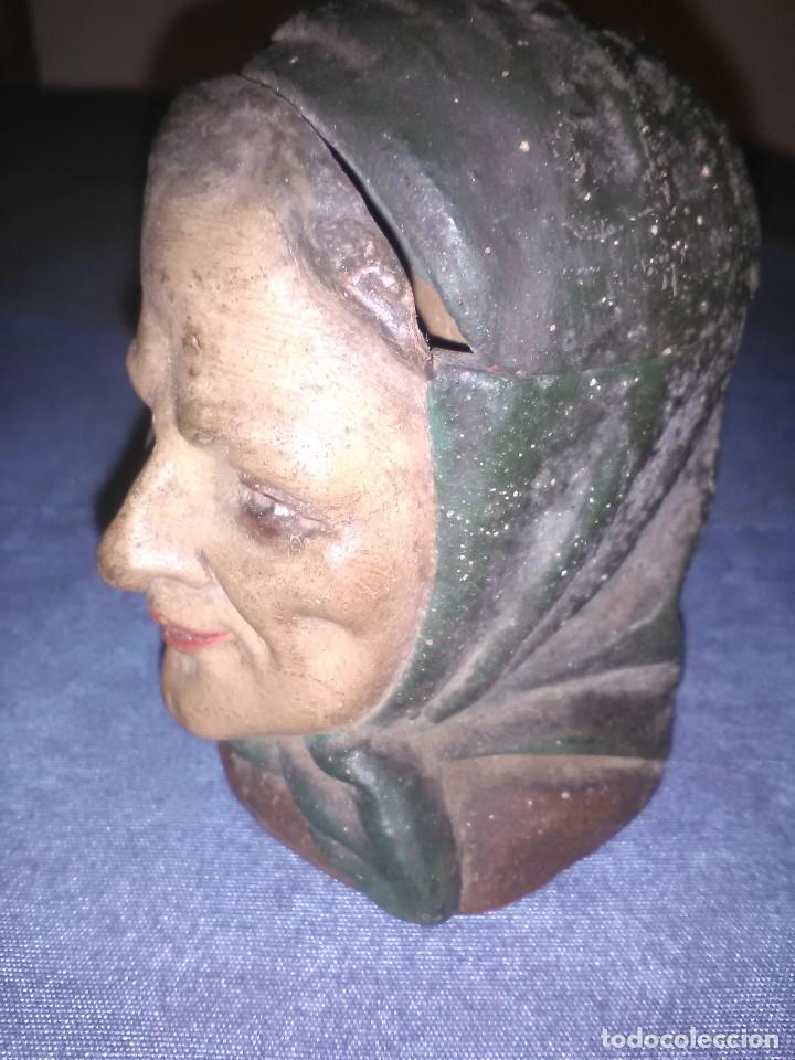 Arte: Pareja de bustos de Catalanes I.Buxo-Olot,originales no copias - Foto 4 - 35234234