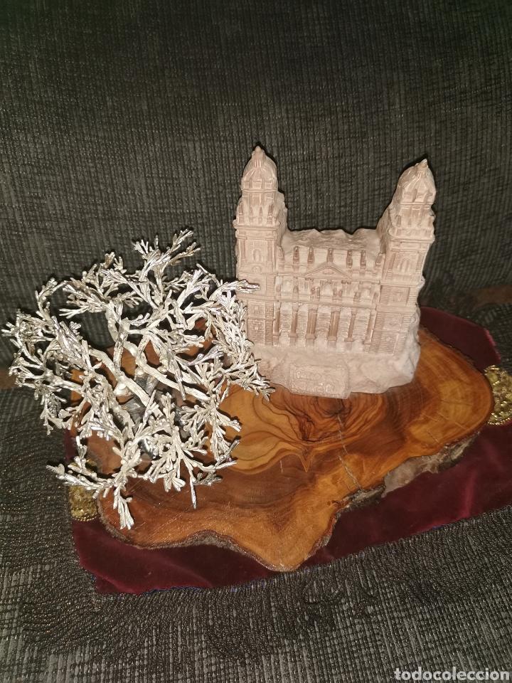 Arte: Escultura de olivo chapado en plata y catedral de Jaén - Foto 2 - 196575517