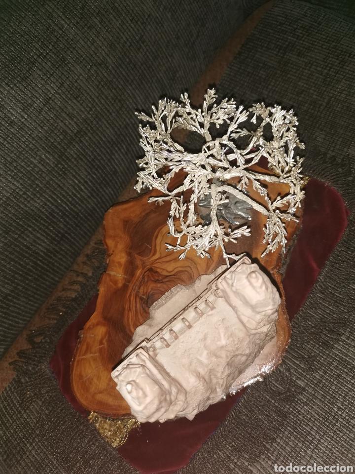 Arte: Escultura de olivo chapado en plata y catedral de Jaén - Foto 4 - 196575517