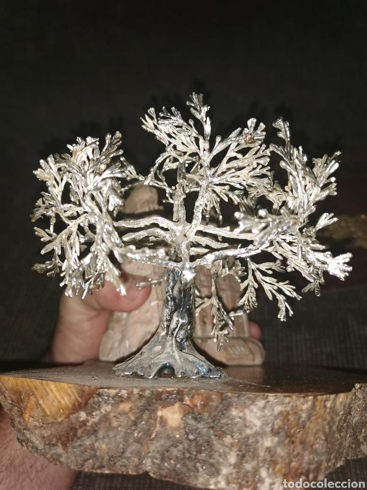 Arte: Escultura de olivo chapado en plata y catedral de Jaén - Foto 6 - 196575517