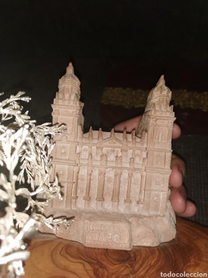 Arte: Escultura de olivo chapado en plata y catedral de Jaén - Foto 7 - 196575517