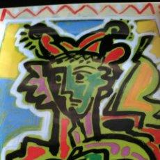 Arte: BARREIRO, JOSÉ MARIA. PLATO PORCELANA.EDICION LIMITADA.NUMERADO.CERTIFICADO DE AUTENTICIDAD.. Lote 196846428