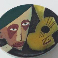 Arte: PRECIOSO PLATO DE CERAMICA. Lote 197482176