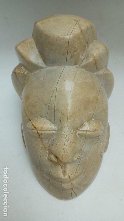 TALLA EN PIEDRA- (Arte - Escultura - Piedra)