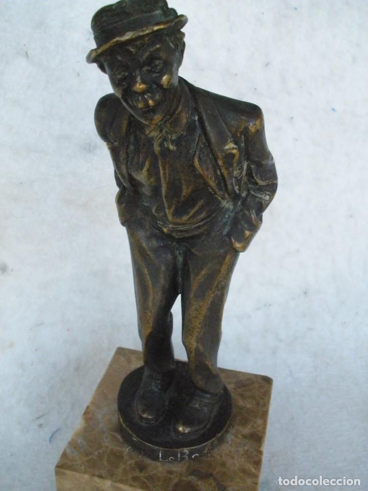 XAVIER BENOIT- (Arte - Escultura - Bronce)