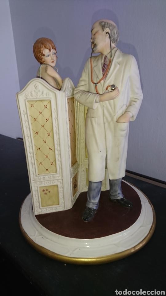 PORCELANA GALDO DESING 1986 (Arte - Escultura - Porcelana)