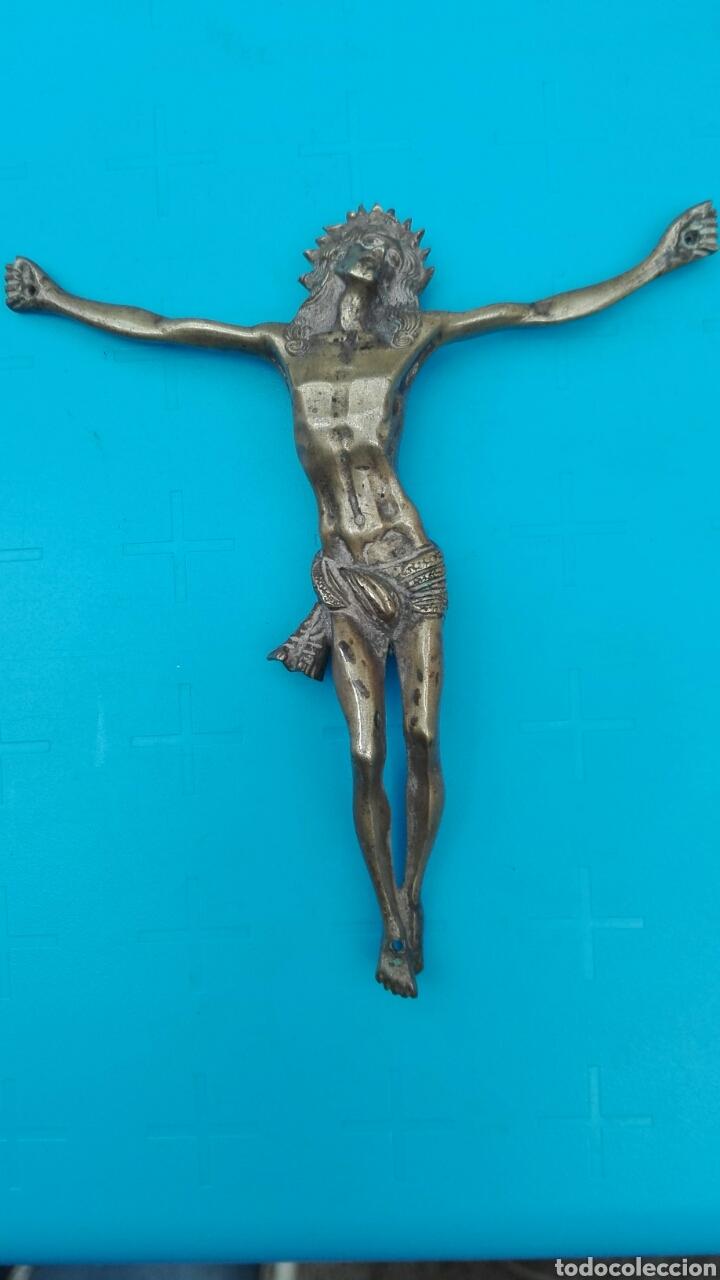 CRISTO DE BRONCE.CA3 (Arte - Escultura - Bronce)
