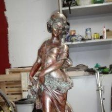 Arte: FIGURA DE RESINA 60 CM. Lote 201121713