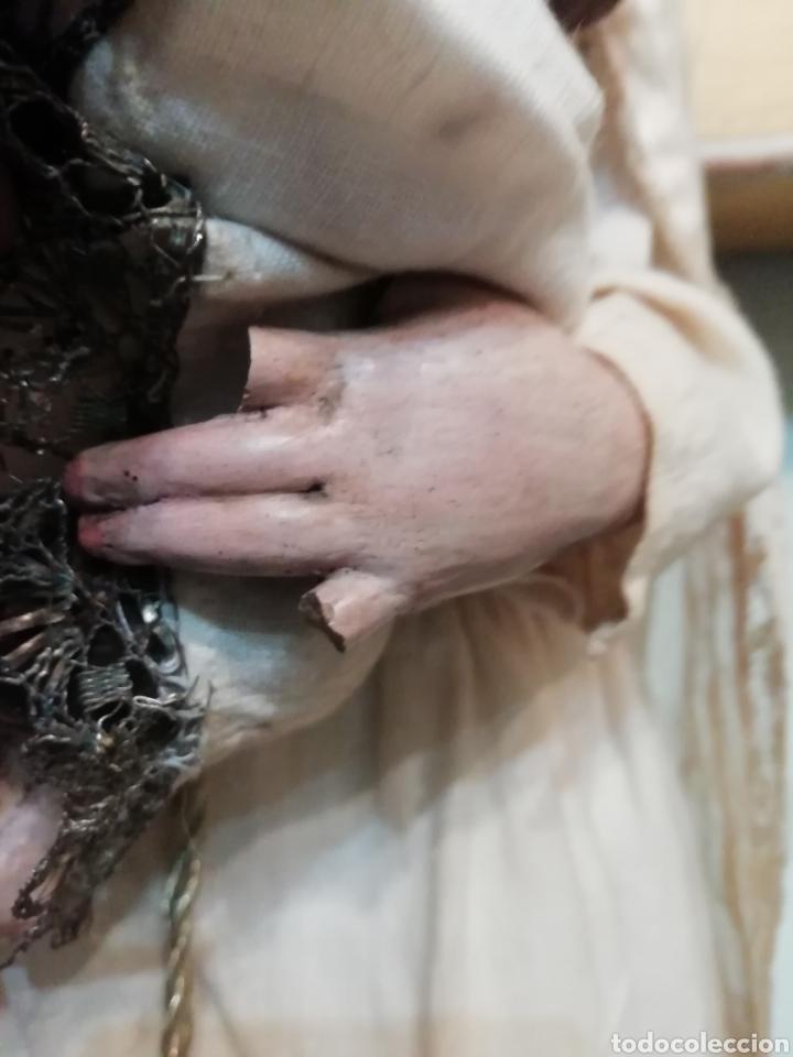 Arte: Virgen con niño - Foto 6 - 203768993