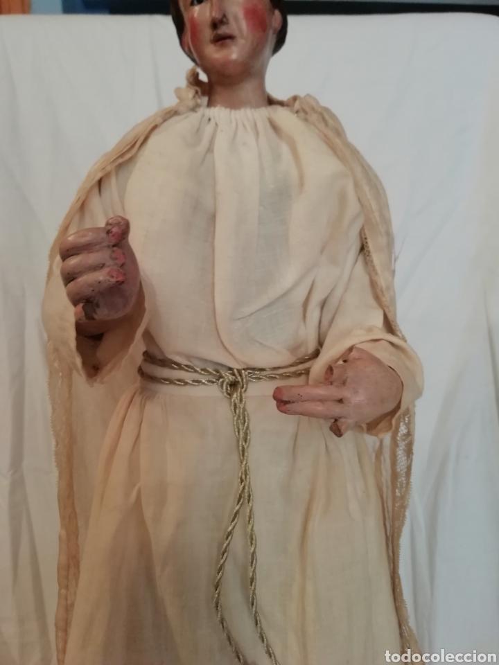 Arte: Virgen con niño - Foto 10 - 203768993