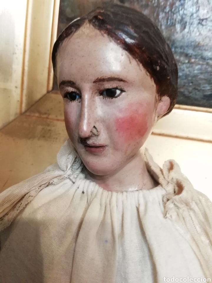 Arte: Virgen con niño - Foto 11 - 203768993