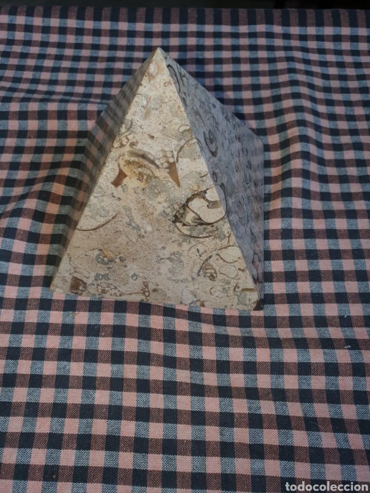Arte: Pirámide de piedra pulida 10 cm x 10. - Foto 3 - 204280238