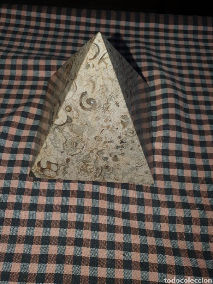 Arte: Pirámide de piedra pulida 10 cm x 10. - Foto 4 - 204280238