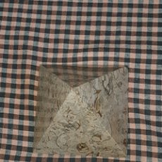 Arte: PIRÁMIDE DE PIEDRA PULIDA 10 CM X 10.. Lote 204280238