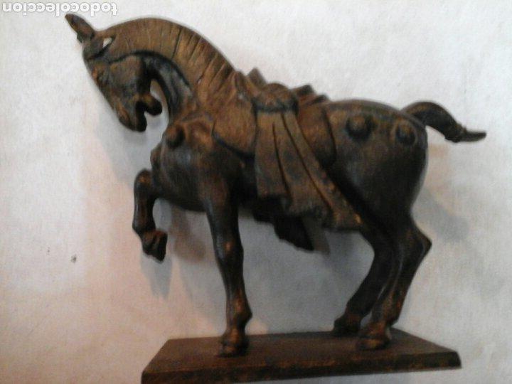 CABALLO JAPONES (Arte - Escultura - Hierro)