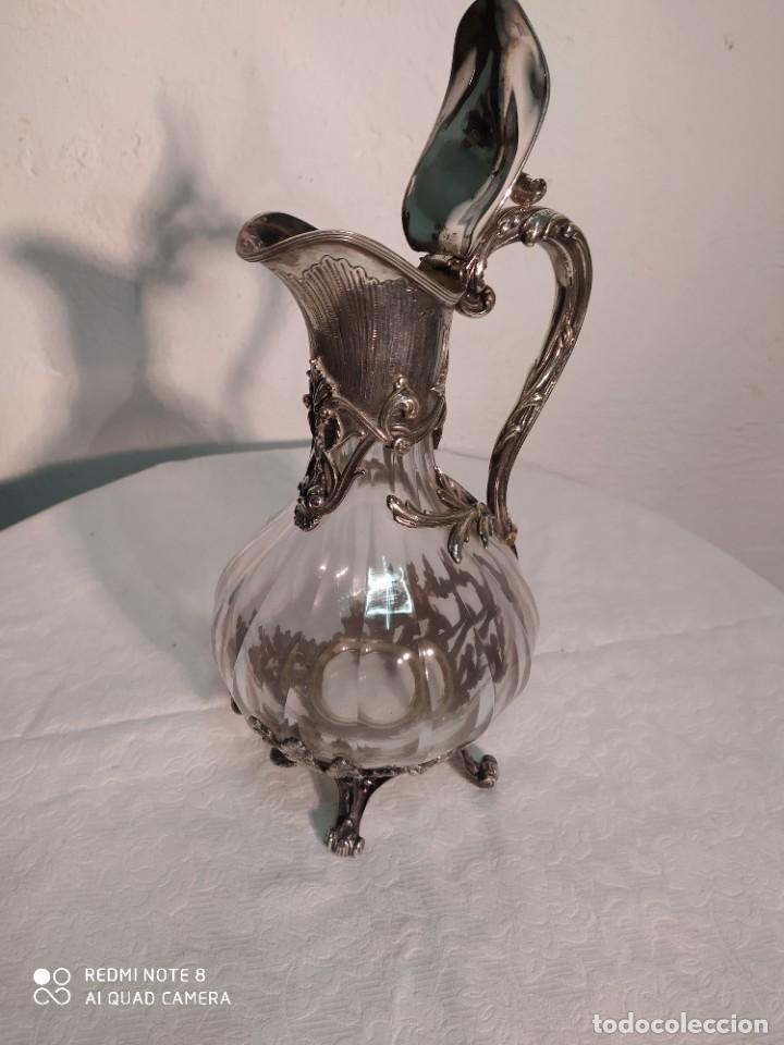 JARRA DE BRONCE (Arte - Escultura - Bronce)
