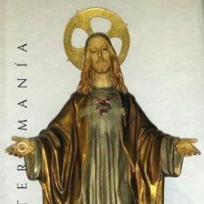 """Arte: SAGRADO CORAZÓN DE JESÚS DE 68 CM. """"JUAN SERRA"""" (BARCELONA). ENVÍO GRATIS PENÍNSULA. Lote 205587361"""