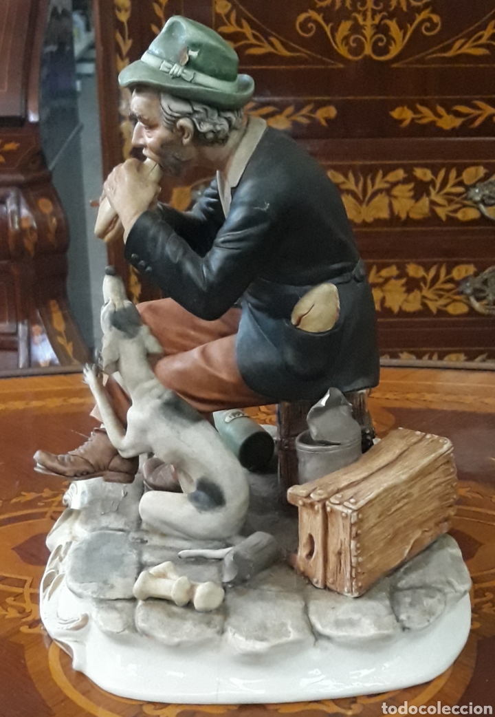 Arte: Porcelana defendi italia el comer del vagabundo - Foto 2 - 206193300