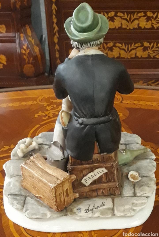 Arte: Porcelana defendi italia el comer del vagabundo - Foto 3 - 206193300