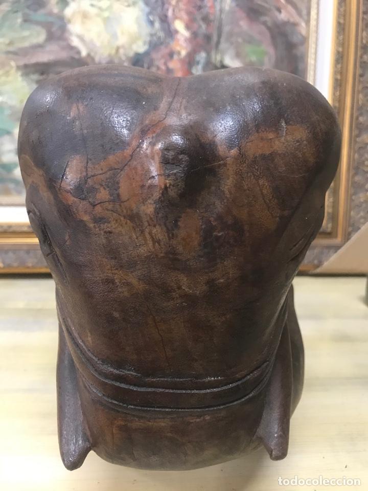 Arte: Gran Elefante tallado en madera - Foto 6 - 161355446