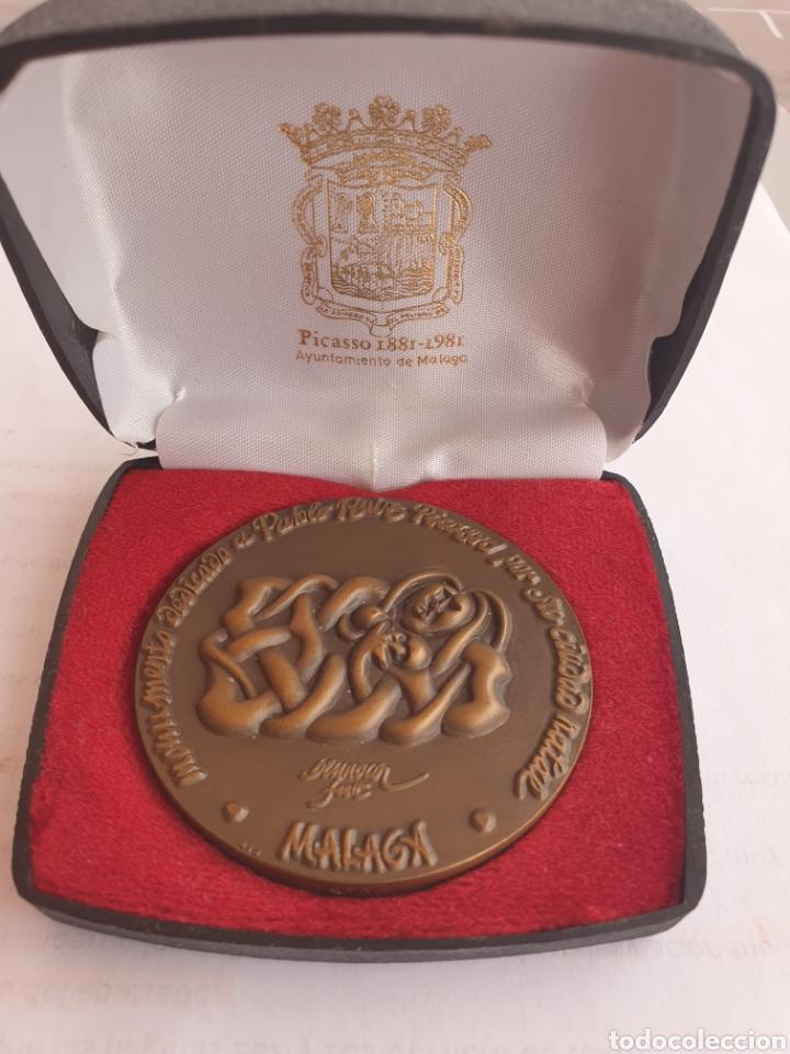 Arte: Medalla Picasso Berrocal numerada - Foto 2 - 207478613