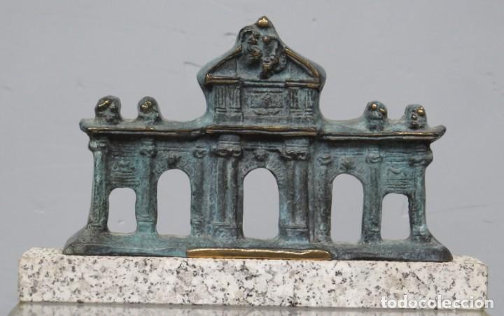 PUERTA DE ALCALA. BRONCE (Arte - Escultura - Bronce)