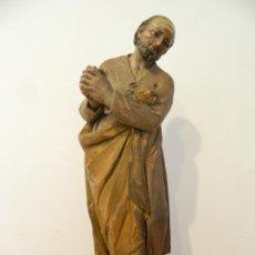 Arte: APOSTOL, COMPIANTO SUL CRISTO MORTO, NICOLÁS SALZILLO. Lote 207951485