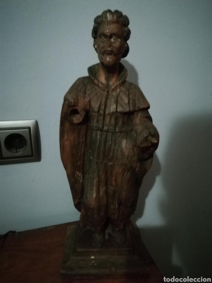 Arte: Talla de madera antigua - Foto 8 - 208866246