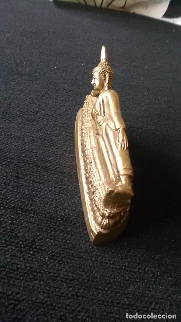 Arte: Buda bronce - Foto 3 - 210006460