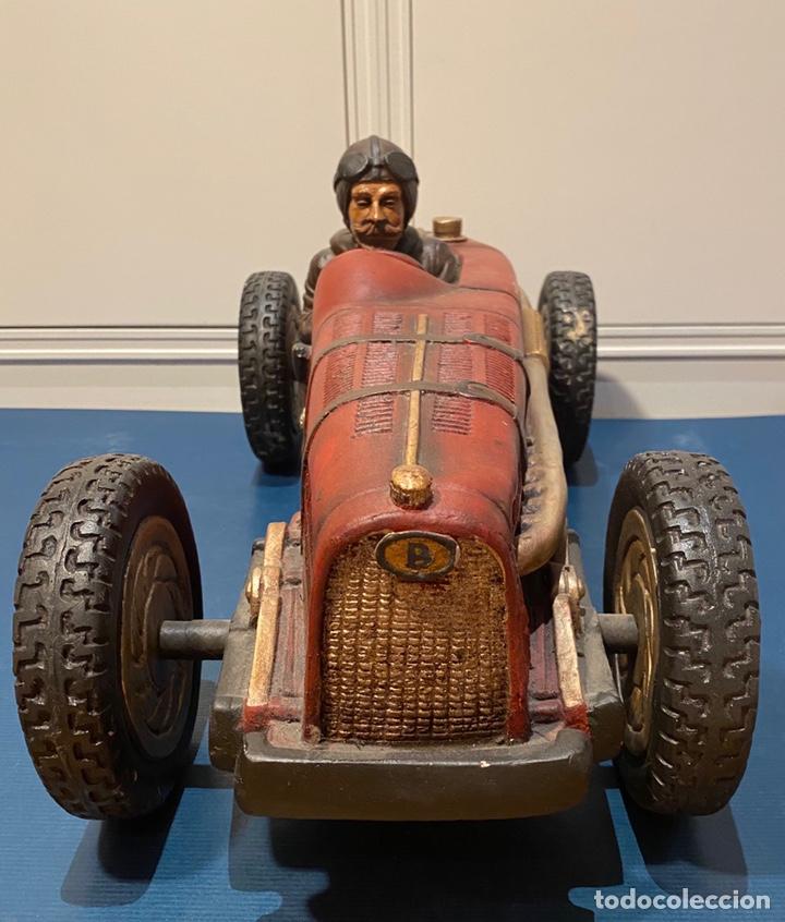 Arte: Figura resina coche antiguo 50 cm - Foto 3 - 210528161