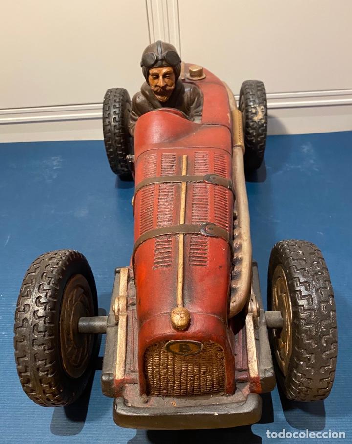 Arte: Figura resina coche antiguo 50 cm - Foto 4 - 210528161