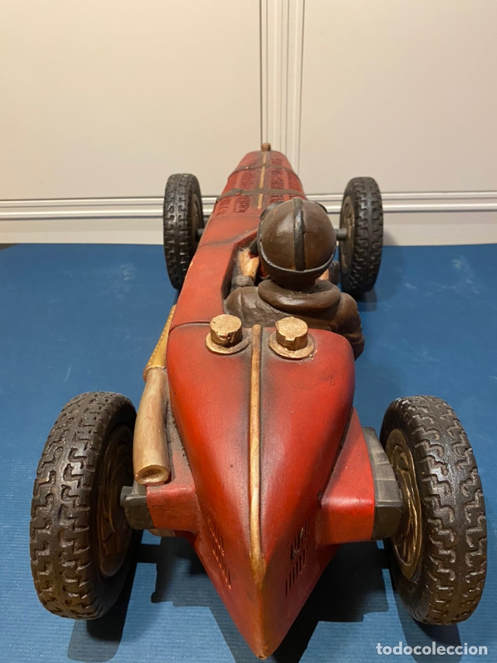 Arte: Figura resina coche antiguo 50 cm - Foto 6 - 210528161