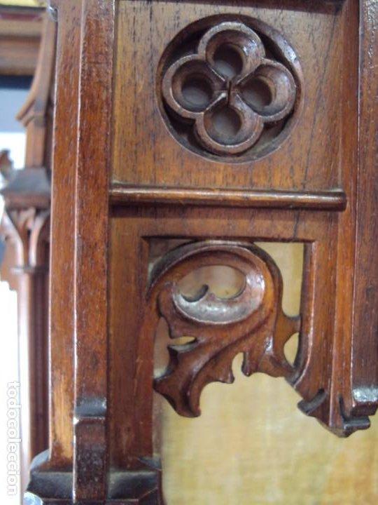 Arte: (ANT-200745)CAPIPOTA INMACULADA CONCEPCION - SIGLO XIX - CAPILLA - CORONA DE PLATA - CERTIFICADO - Foto 71 - 211414621