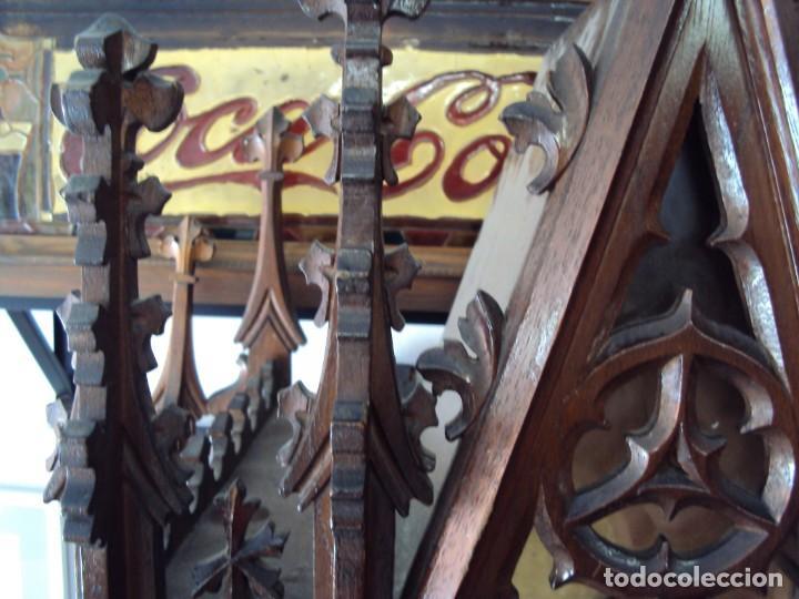 Arte: (ANT-200745)CAPIPOTA INMACULADA CONCEPCION - SIGLO XIX - CAPILLA - CORONA DE PLATA - CERTIFICADO - Foto 81 - 211414621