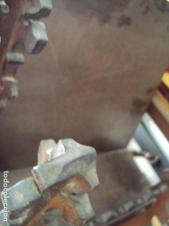 Arte: (ANT-200745)CAPIPOTA INMACULADA CONCEPCION - SIGLO XIX - CAPILLA - CORONA DE PLATA - CERTIFICADO - Foto 85 - 211414621