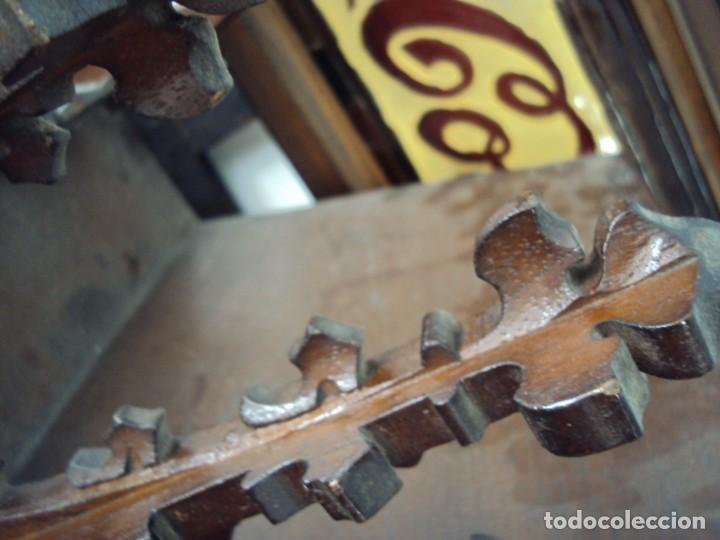 Arte: (ANT-200745)CAPIPOTA INMACULADA CONCEPCION - SIGLO XIX - CAPILLA - CORONA DE PLATA - CERTIFICADO - Foto 86 - 211414621