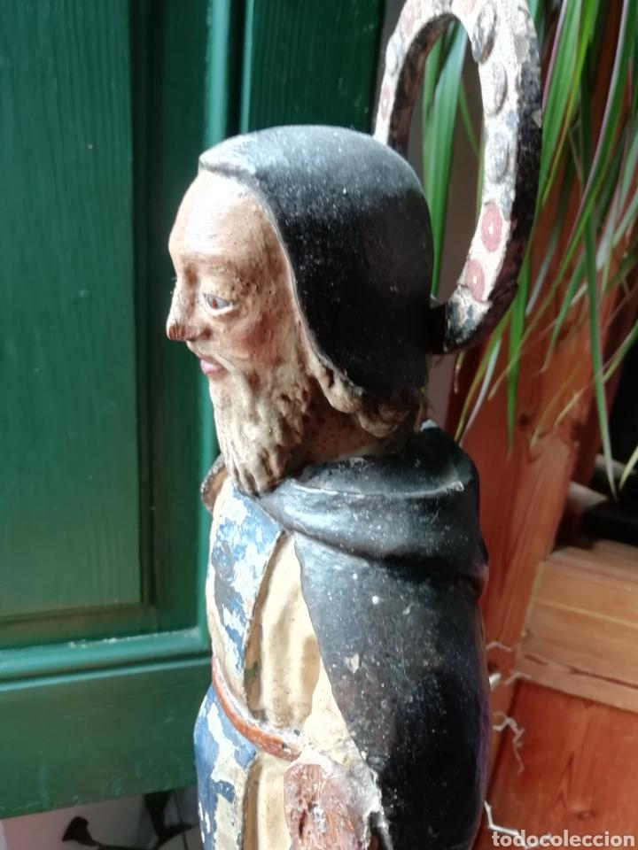 Arte: Talla de madera antigua - Foto 4 - 211983375