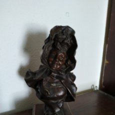 Arte: BRONCE MODERNISTA .PPIOS SIGLO XX. Lote 212024872