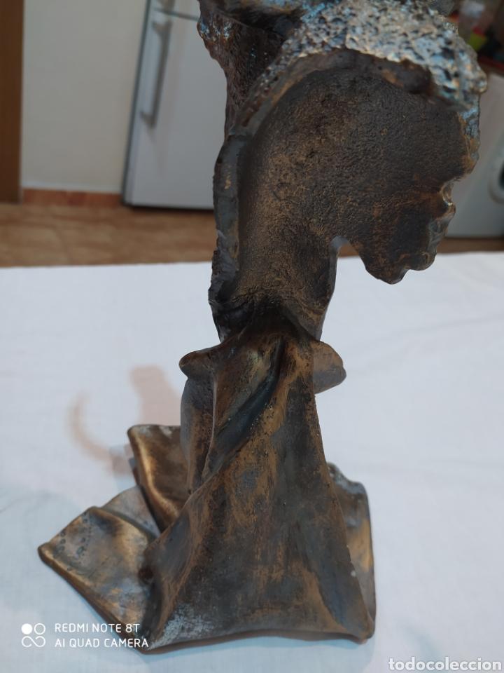 Arte: Impresionante escultura de Toro realizada en resina - Foto 13 - 212785002