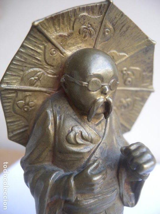 CHINO - BRONCE (Arte - Escultura - Bronce)